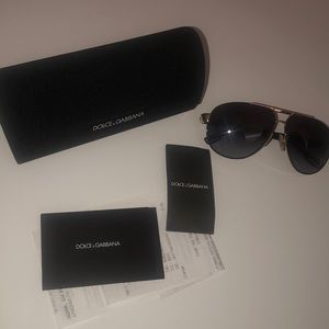 NWT Dolce and Gabbana shades sunglasses brand new